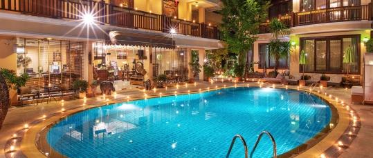 Saltwater Swimming Pool