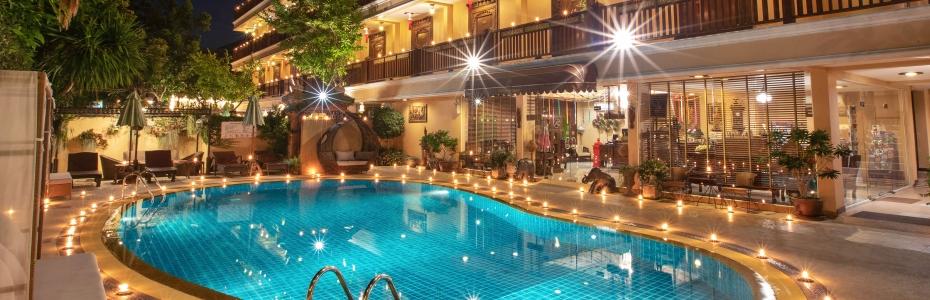 At Chiang Mai Hotel